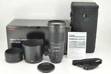*EXC* Sigma 180mm f/2.8 EX APO DG HSM OS Macro for Sony Alpha from Japan #1109