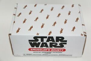 Funko Pop Star Wars Smugglers Bounty Amazon Box Set Wookie Theme Chewbacca Large