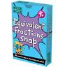 Equivalente Fraction Snap Tarjetas Juego - Educativo Juego para Niños