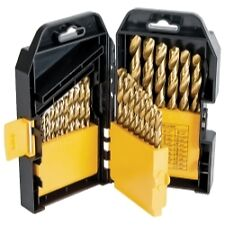 Titan Tools 16530 29 Piece Titanium Coated Drill Bit Set