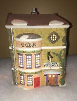 Dept 56 Dickens Village King's Road Post Office