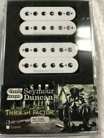 Seymour Duncan Dave Mustaine Thrash Factor White Pickup Set ( BLEMISHED B STOCK)