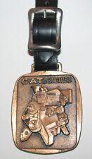 Caterpillar Cat D334 Industrial & Marine Engine Pocket Watch Fob Southworth Mach