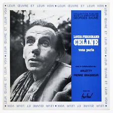 NM LOUIS-FERDINAND CELINE vous parle ARLETTY france french festival FLDX 149 LP