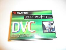Fuji Film SP 60min DVC Cassette Mini DV Digital Tape DVM60