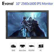 "EYOYO 10"" IPS LCD Monitor 16:9 2560x1600 400 cd/m2 for PC Camera PS2/3/4 Xbox360"