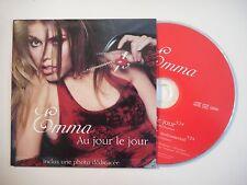 EMMA : AU JOUR LE JOUR [ CD SINGLE PORT GRATUIT ]