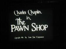 Super 8 The Pawnshop Charlie Chaplin Edna Purviance Henry Bergman Eric Campbell