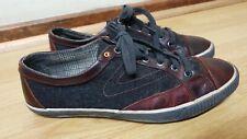tretorn unisex shoes size uk 9 / eu 43