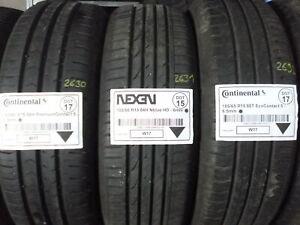 1x Sommerreifen NEXEN 185/60 R15 84H Nblue HD DOT15 - 6mm