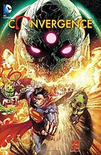 DC COMICS CONVERGENCE HC HARDCOVER SCOTT LOBDELL SUPERMAN BRAINIAC