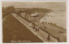 Kent postcard - Walpole Bay, Cliftonville - P/U 1914 (A568)
