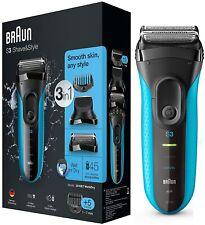 Braun Serie 3 3-in-1 Uomo elettrico Cordless Wet & Dry Rasoio Preciso Trimmer