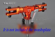 New! 450 Flybarless Heli Part Tarot Split type DFC Main rotor head Orange 48025
