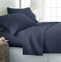 Egyptian Comfort Ultra Soft 4 Piece Bed Sheet Set
