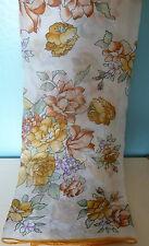 foulard en soie très fine rouloté main 86 x 82 cm  vintage