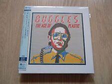 THE BUGGLES THE AGE OF PLASTIC JAPAN SHM SACD with OBI
