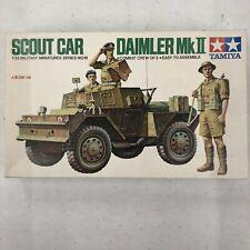 Tamiya Scout Car 1:35 Military Miniature Series No.18