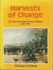HARVESTS OF CHANGE - Goddard, Nicholas.