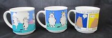 3 Vintage Cow Cows Recycled Paper Products Mug  Mugs Udder