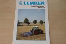 158088) Lemken Scheibengrubber Smaragd Prospekt 09/2007