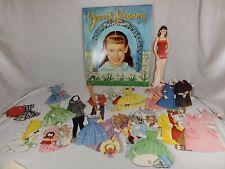 Vintage Original 1959 Whitman Janet Lennon Paper Dolls Uncut (bx)