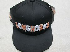 Texas Longhorns Youth Baseball Cap/Hat One Fit New With Tags Free Shipping