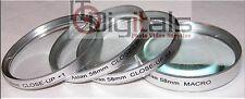 Macro Close-up For Nikon D40 D40x D50 D70s D80 18-55mm