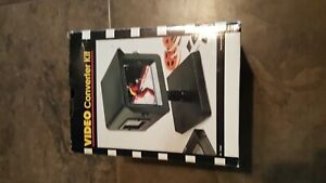 VIDEO CONVERTER KIT 35 MM SLIDES TO VIDEO TAPE Model 610
