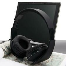Wireless Headset Stereo Headphones Earphone Mic For Samsung iPhone HTC
