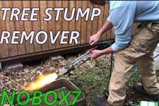 Tree stump remover  Industrial version