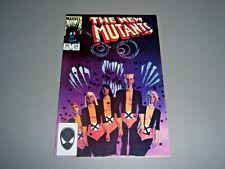 The New Mutants No. 24 Marvel Comics Vol. 1 No. 24 February 1985  VF/NM 9.0