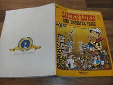 Lucky Luke -- su mayor truco // gran libro a la película/Delta 1. edición 1978