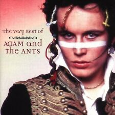 The Very Best Of Adam & The Ants [CD]