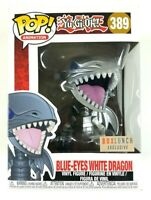 funko pop Animation #389 Yu-Gi-Oh Blue-Eyes White Dragon Exclusive Vinyl Figure