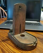 Antique Rat Trap Tombstone Primitive 1800's Collectible Paperweight