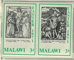 Malawi Scott 165 - 172 in MNH condition