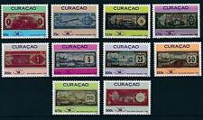 [CU028] Curacao 2011 Bank Notes Paper Money MNH # 28-37