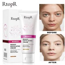 Face Exfoliating Gel Whitening Brightening Moisturizer Scrub Cleaner Skin Care i