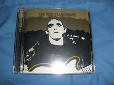 LOU REED - TRANSFORMER CD - Produced by David Bowie & Mick Ronson
