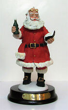 Duncan Royale Soda Pop Santa Figurine The History of Santa Claus 2nd Edition 7""