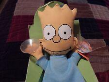 '90s FOX_THE SIMPSONS [LOT of 3] Bart(El Barto) + Maggie + Homer *Matt Groening*
