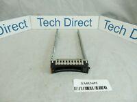 """IBM Storwize V3700 V3500 2.5"""" HDD Tray Caddy 45W2107 45W8687 45W2106 00y2431"""
