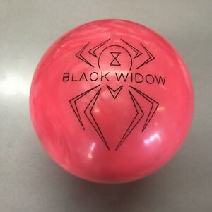 Hammer Black Widow Pink  bowling ball 15 LB   new in box    #049