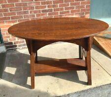 Antique Limbert (?) Oval Table #146