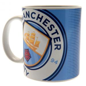 Manchester City FC Mug Design 2