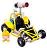 Oddbods Bubbles and his buggy car Action vehicle Playset Cartoon character