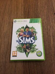 The Sims 3 - Xbox 360 game UK PAL