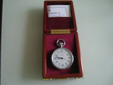Russian marine chronometer Deck watch POLET #00039 in box
