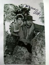 Marianne Koch Hand Signed Autograph 4X6 Photo CLINT EASTWOOD -FISTFUL OF DOLLARS